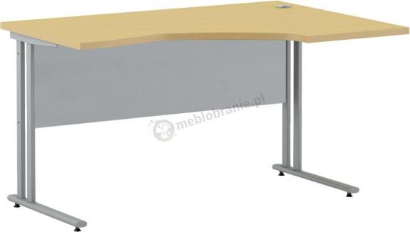 Małe biurko narożne Svenbox Invest VBM025