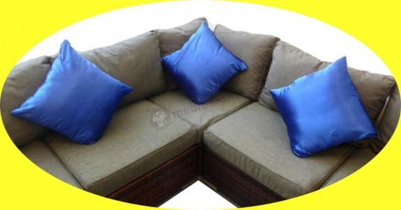 Poduszka ozdobna - komplet trzech 50x50 cm
