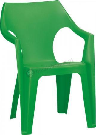 Krzesło ogrodowe Dante Low Back zieleń soczysta