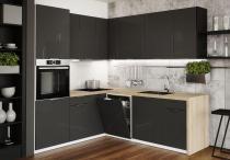 Narożny zestaw mebli kuchennych FLINTON 200x220cm / 12 elementów