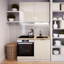 Zestaw mebli kuchennych PEO 120cm / 4 elementy