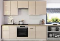 Zestaw mebli kuchennych PEO 240cm / 8 elementów